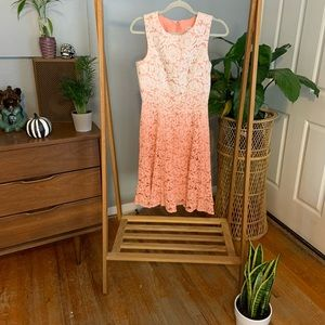 Trina Turk Sleeveless Lace Dress